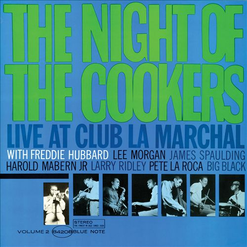 The Night of the Cookers: Live at Club La Marchal, Vol. 2