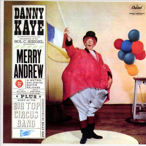 Merry Andrew [Original Soundtrack]