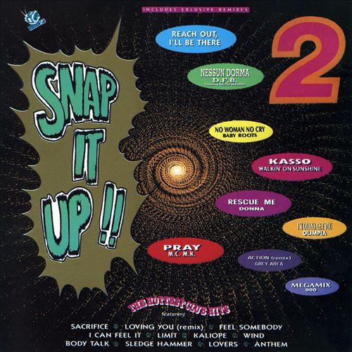 Snap It Up!! Vol. 2