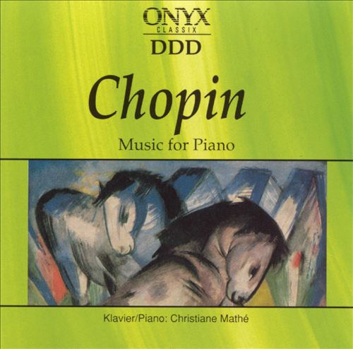 Chopin: Music for Piano