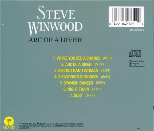 Arc of a Diver