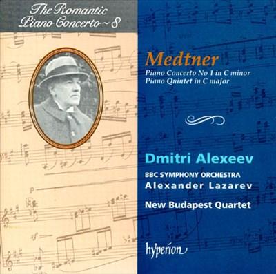 The Romantic Piano Concerto, Vol. 8: Nikolai Medtner