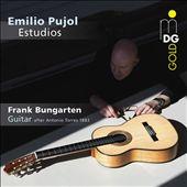 Emilio Pujol:  Estudios