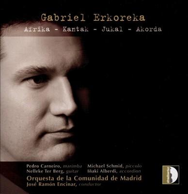 Gabriel Erkoreka: Afrika; kantak; Jukal; Akorda
