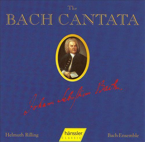 Die Bach Kantate, Vol. 17