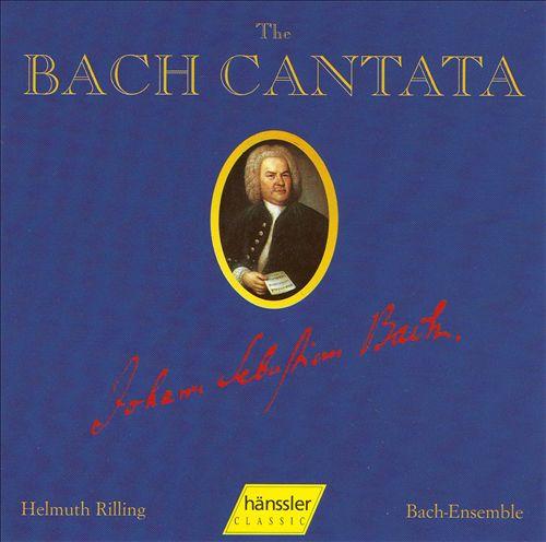 The Bach Cantata, Vol. 16
