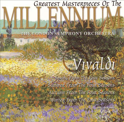 Greatest Masterpieces of the Millenium: Vivaldi