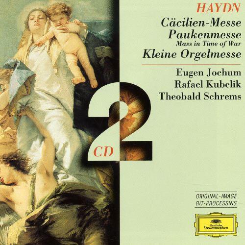 Haydn: Cäcilien-Messe; Paukenmesse; Kleine Orgelmesse [Germany]