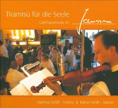 Tiramisù für die Seele: Caféhausmusik im Janssen
