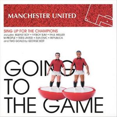 Going to the Game: Manchester United