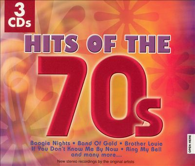 Hits of the 70's [Madacy Box]