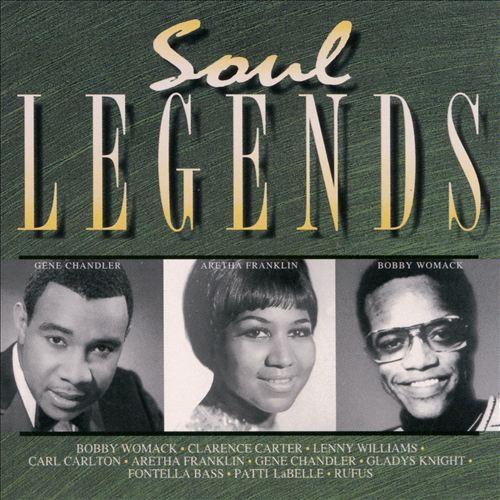 Soul Legends [Universal 1997]