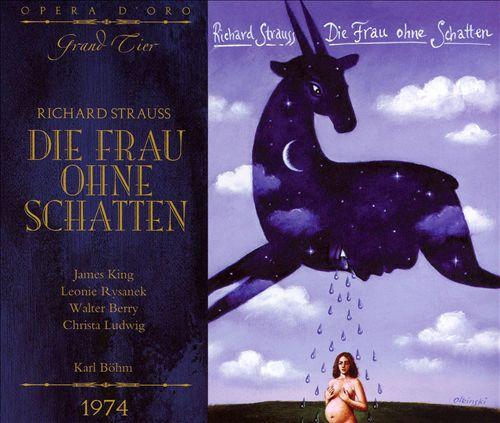 Strauss: Die Frau ohne Schatten [Salzburg, 1974]