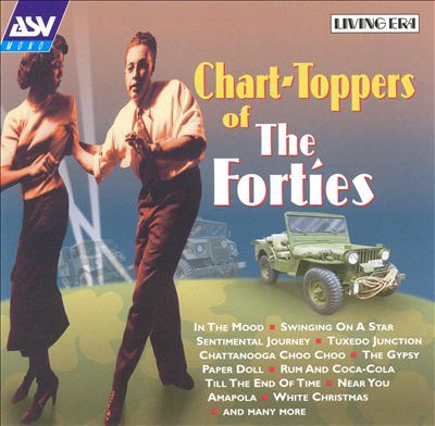 Chart-Toppers of the Forties