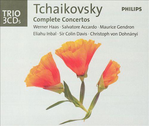 Tchaikovsky: Complete Concertos
