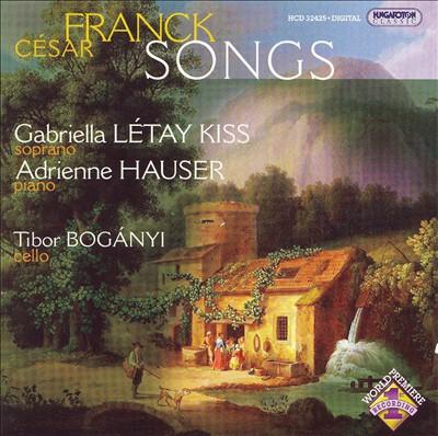 César Frank: Songs
