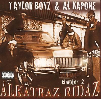 Alkatraz Ridaz Chapter 2