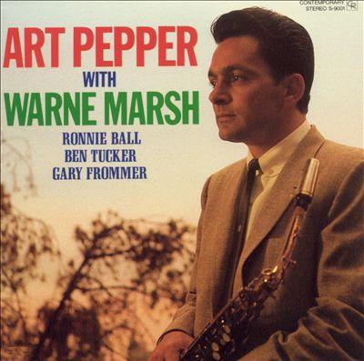 Art Pepper with Warne Marsh