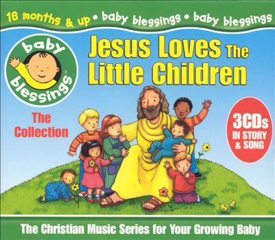 Jesus Loves the Little Children [Box Set]