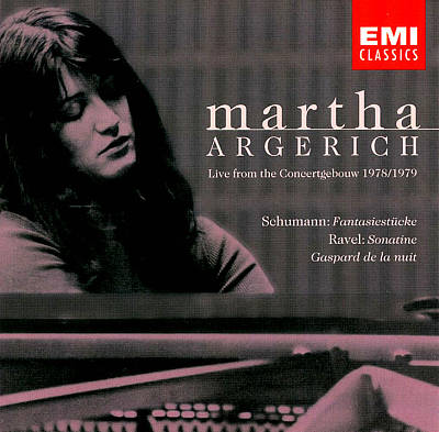 Martha Argerich: Live from the Concertgebouw 1978/1979