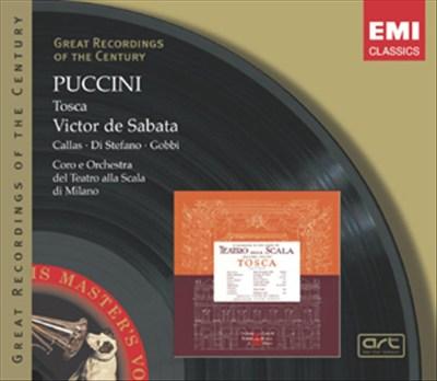 Tosca (I) - Callas, Di Stefano, De Sabata