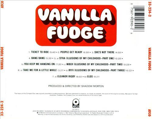 Vanilla Fudge [1967]