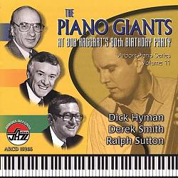The Piano Giants at Bob Haggart's 80th Birthday Party