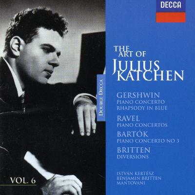 The Art of Julius Katchen, Vol. 6 [Australia]