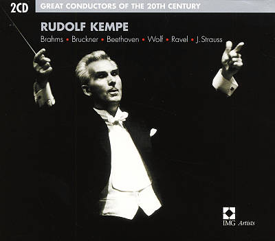 Great Conductors of the 20th Century: Rudolf Kempe