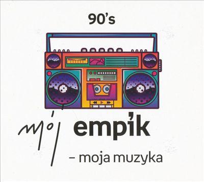 Mój Empik: Moja Muzyka: 90's