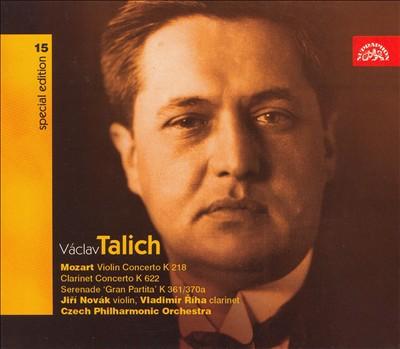 Václav Talich Special Edition, Vol. 15