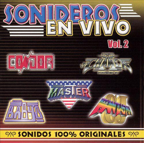 Sonideros en Vivo, Vol. 2 [EMI International 2004]