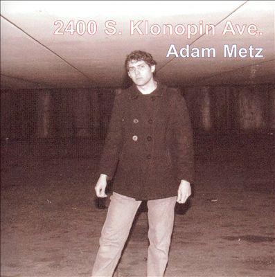 2400 S. Klonopin Ave.