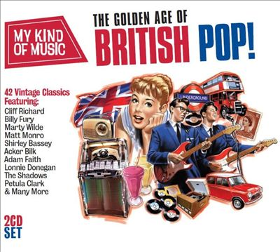 My Kind of Music: The Golden Age of British Pop!