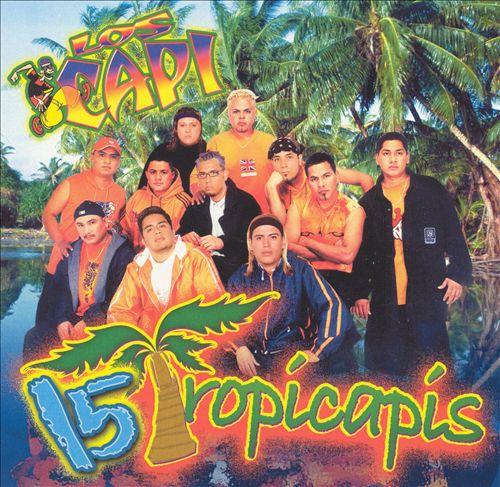15 Tropicapis