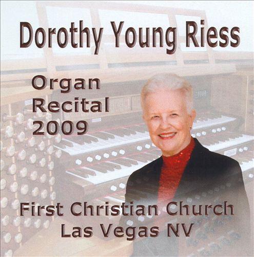 Organ Recital 2009