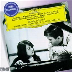 Prokofiev: Piano Concerto No. 3; Ravel: Piano Concerto in G; Gaspard de la Nuit