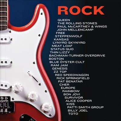 Rock [Universal 2019]