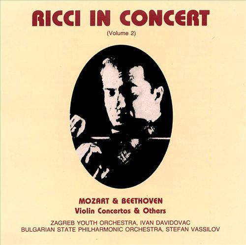 Ricci in Concert, Vol. 2