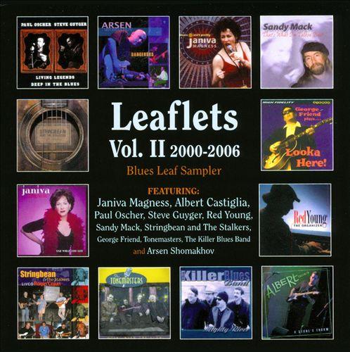 Leaflets, Vol. 2: 2000-2006