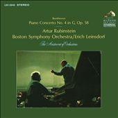 Beethoven: Piano Concerto No. 4 in G, Op. 58