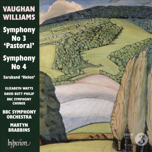 Vaughan Williams: Symphony No. 3 'Pastoral'; Symphony No. 4; Saraband 'Helen'