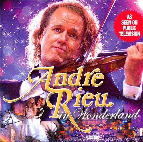 André Rieu in Wonderland