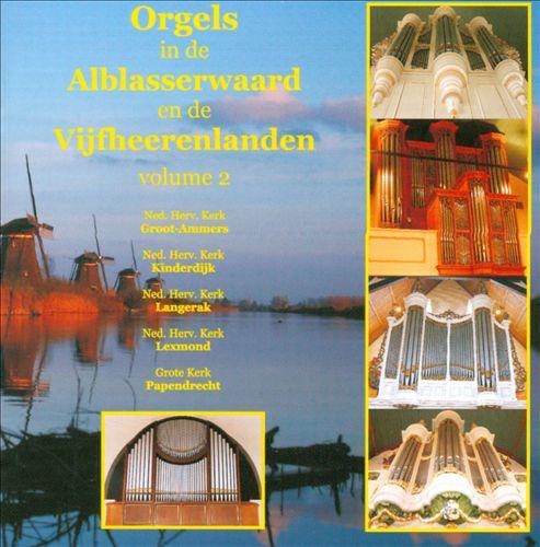 Organs in Alblasserwaard, Vol. 2