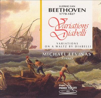 Beethoven: Variations Diabelli