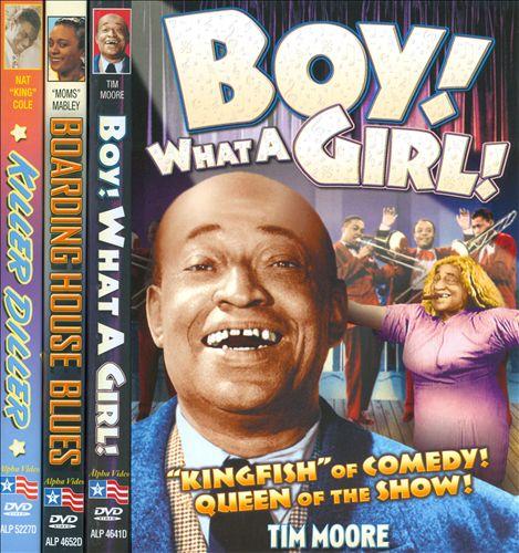 Boy! What a Girl!/Boarding House Blues/Killer Diller