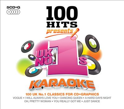 100 Hits: UK No. 1's Karaoke