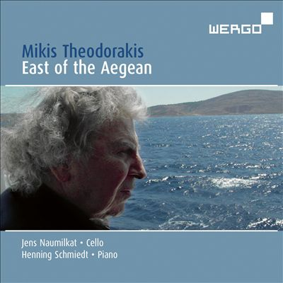 Mikis Theodorakis: East of the Aegean