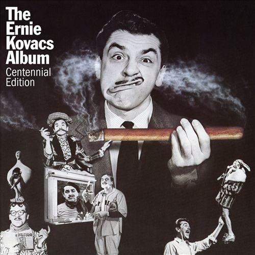 Ernie Kovacs专辑