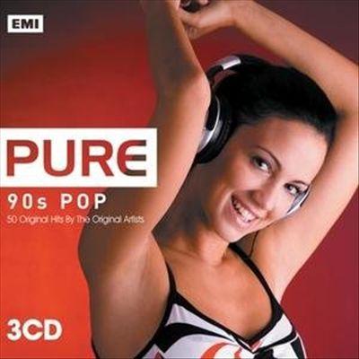 Pure 90s Pop [3 Discs]